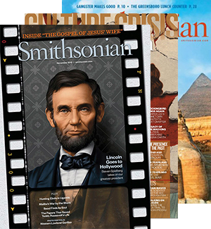 Smithsonian magazines
