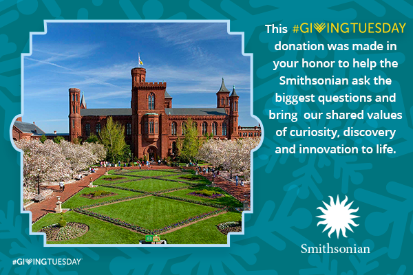 Smithsonian Giving - Smithsonian