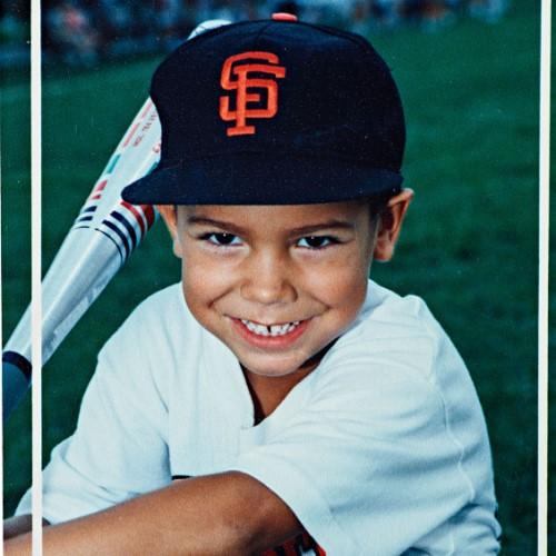 Anthony Rendon's YMCA Little League baseball card
