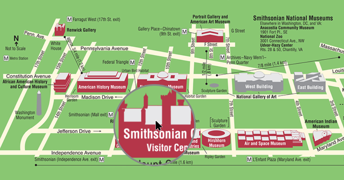 Get the Smithsonian Pocket Guide
