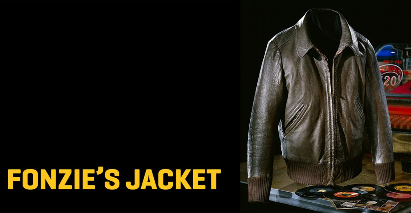 Fonzie's Jacket