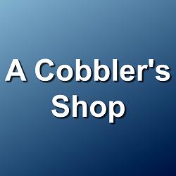 A Cobbler's Shop